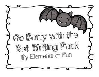 Differentiated Bat Writing Paper