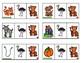 4d. Differentiated Benchmark Advance Themed Short Oo  C-V-C Blending Cards