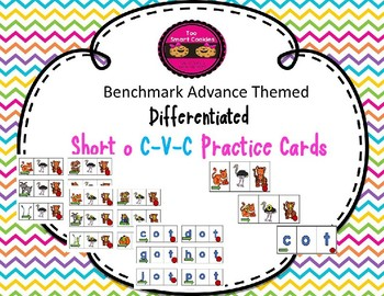 Differentiated Benchmark Advance Themed Short Oo  C-V-C Bl