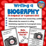 Differentiated Biographies: Explicit Directions from Reading Research-Publishing