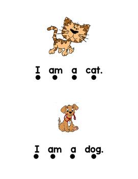 Differentiated Book Animals