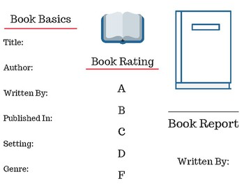 Differentiated Brochure Report Packet