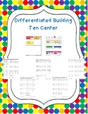 Differentiated Building 10 Math Center