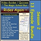 A Differentiated Bundle, Quiz, Ans for Magic School Bus - Rides Again * Season 2