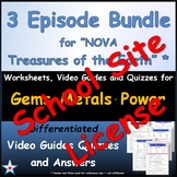 1 SSL- Bundle SITE LICENSE - PBS - NOVA Treasures Episodes