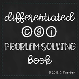 Differentiated CGI Math Problem Book