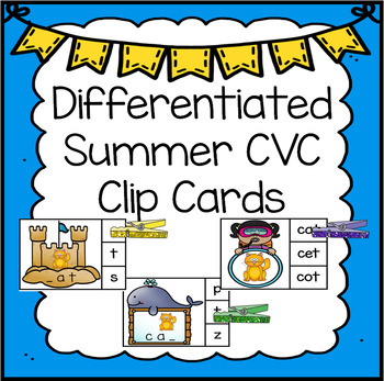 Differentiated CVC Clip Cards