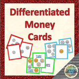 Differentiated Canadian Money Task Cards