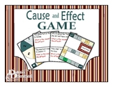 Differentiated Cause and Effect Board Game