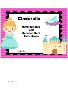 Differentiated Cinderella for Common Core