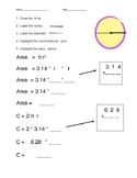 Differentiated Circle Notes