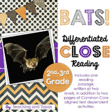 Differentiated Close Reading - Bats