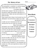 Differentiated Cloze Kit-The History of Cars