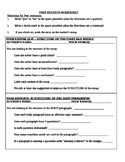 Differentiated Common Core Peer Editing Worksheet