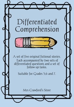 Differentiated Comprehension Pack