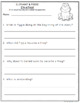 FREE Differentiated Comprehension Questions Elephant and Piggie I Am A Frog