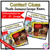 Differentiated Context Clues Escape Room - Google Distance