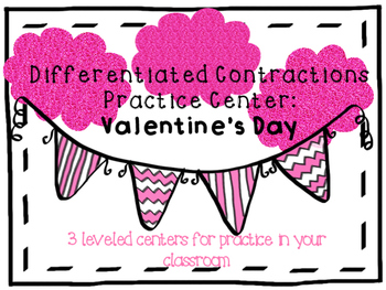 Differentiated Contractions Centers