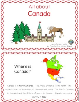 Differentiated Country of Canada Research Package
