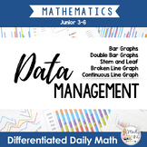 Differentiated Daily Math: Data Management