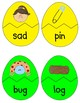 Differentiated Easter Egg Literacy Center/Station