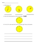 Differentiated Elapsed Time Exit Ticket