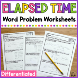 Differentiated Elapsed Time Printables