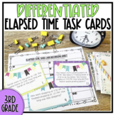 Differentiated Elapsed Time Task Cards