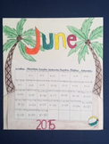 Differentiated Equation Calendars Task Common Core