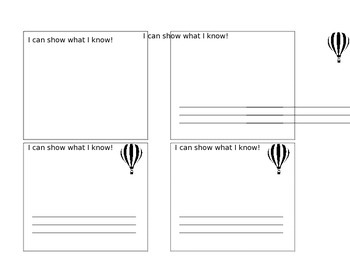 Differentiated Exit Slip