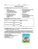 Differentiated Fables Quiz