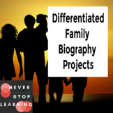 Differentiated Family Biography Project