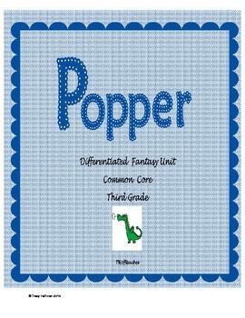 """Differentiated Fantasy Unit """"Popper"""" Common Core"""