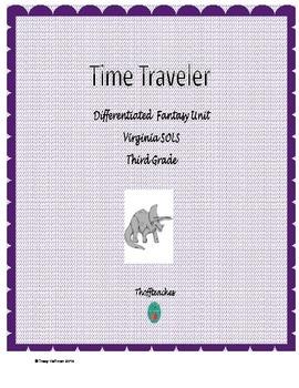 """Differentiated Fantasy Unit """"Time Traveler"""" Va SOLS"""