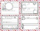 Differentiated February Writing Journals for K and First Grade