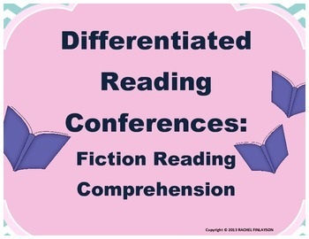 Differentiated Fiction Reading Comprehension: Reading Conf