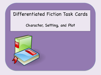 Differentiated Fictional Response Cards