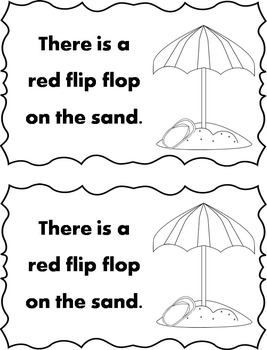 Differentiated Flip Flop Emergent Readers