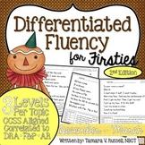 First Grade Fluency {December - March} 2nd Edition