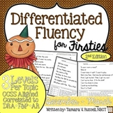 First Grade Fluency {December - March} 2nd Edition