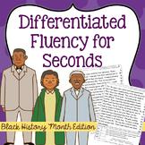 Second Grade Fluency: Bridge The Gap {BLACK HISTORY MONTH