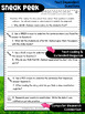Second Grade Fluency: August Edition