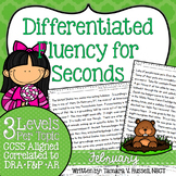 Second Grade Fluency: February Edition
