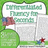 Second Grade Fluency: May Edition