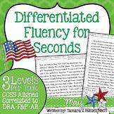 Second Grade Fluency: May Edition