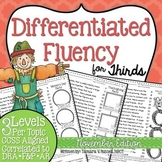 Third Grade Fluency: November Edition