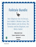 Differentiated Folktales Bundle for Virginia Standards of Learning