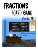 Differentiated Fractions Game