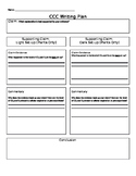 Differentiated Frames for Writing in Science