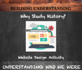 Differentiated Google Sites Website Design Project (Why St
